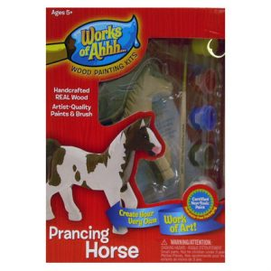 WORKS OF AHHH - PRANCING HORSE