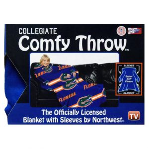 COLLEGIATE COMFY THROW BLANKET