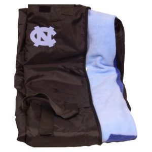 COLLEGE TOTE/THROW
