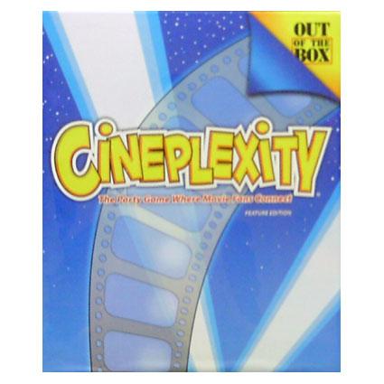 CINEPLEXITY MOVIE GAME
