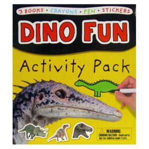 DINO FUN ACTIVITY BOOK