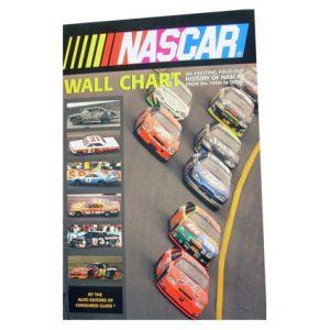 NASCAR FOLD OUT WALL CHART