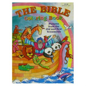BIBLE COLORING/ACTIVITY BOOK