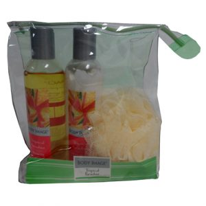 BODY IMAGE 3PC BATH SET