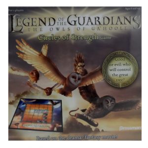 LEGEND OF THE GUARDIANS GAME