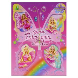 BARBIE FAIRYTOPIA COLLECTION BOOK