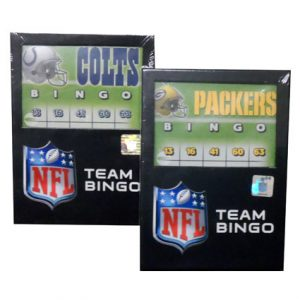 BINGO ASST NFL TEAMS