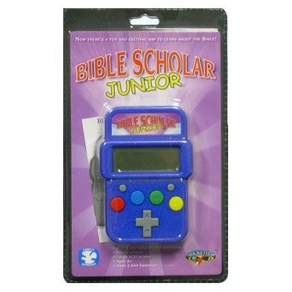 BIBLE SCHOLAR H/H GAME