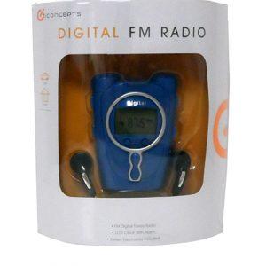 ICONCEPTS DIGITAL FM RADIO