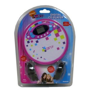 I-CARLY CD PLAYER