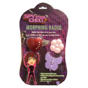SPY CHIX MORPHING RADIO CLIP