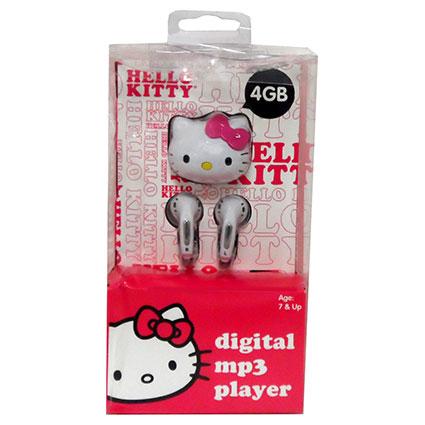 4GB HELLO KITTY MP3 PLAYER