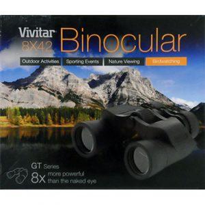 8 X 42 BINOCULARS