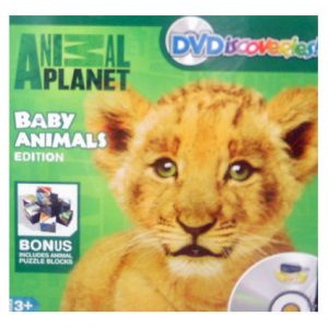 ANIMAL PLANET DVD/PUZZLES