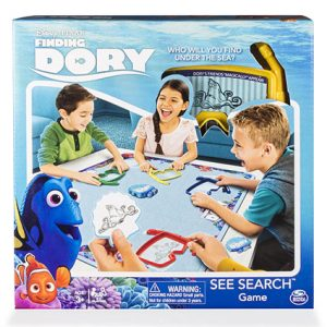 FINDING DORY SEE SEARCH GAME