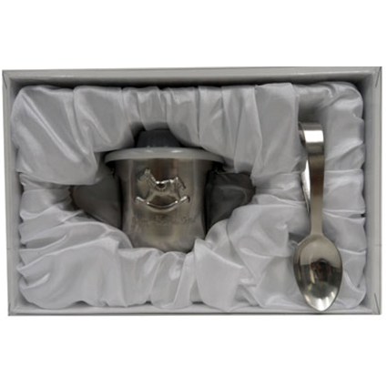 BABY CUP & SPOON BOXED SET