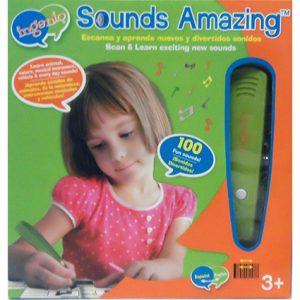 SOUNDS AMAZING ELECTRONIC TOY