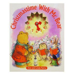 MR BEAR CHRISTMAS TIME