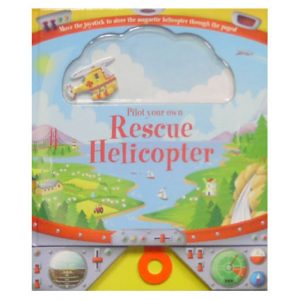 RESCUE HELICOPTER BOOK