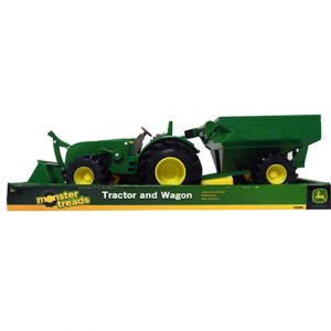 "8"" JOHN DEERE MONSTER TREAD TRACTOR"