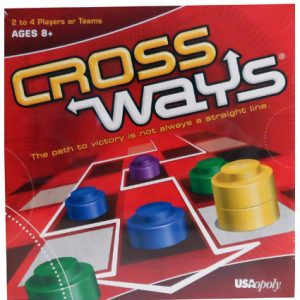 USAOPOLY CROSSWAYS GAME