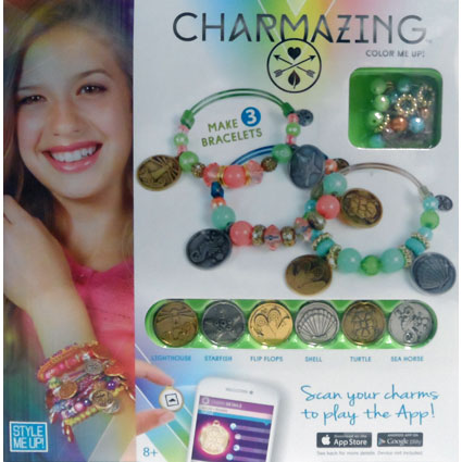 CHARMAZING COLOR ME UP - SEASIDE