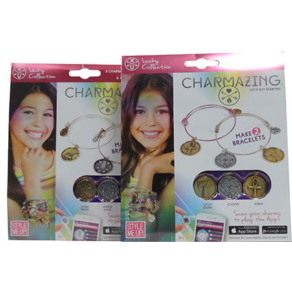 CHARMAZING LUCKY COLLECTION